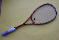 Dunlop Precision Pro140 (Pro 140) BioFibre AeroSkin Squash Racquet/Racket Mint