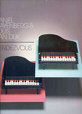 DANIEL WAYENBERG & LOUIS VAN DIJK rendezvous HOLLAND EX+ LP 1984