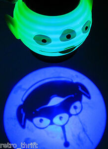 Toy Story Alien Lantern Tokyo Disney Resort Rare Light Up Projection Head
