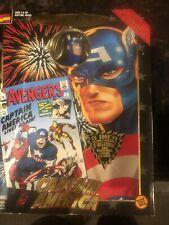 Mavel Famous Covers Captin America