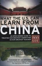 What the U.S. Can Learn from China: An Open-Minded Guide to Treating Our Greates