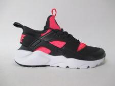 Nike Huarache Run Ultra Anthracite Punch White GS Grade School 5 847568-007