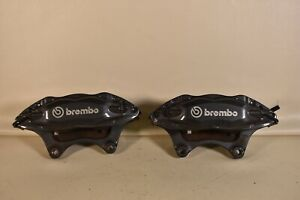 12-13 BUICK REGAL FRONT BREMBO CALIPERS LEFT RIGHT SIDE FRONT OEM