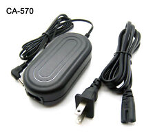 AC Adapter Charger For Canon DC100 DC201 DC210 DC211 DC220 DC230 DC301 DC310