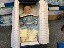 Monika Peter Leicht Porzellan Puppe 52 cm. Top Zustand