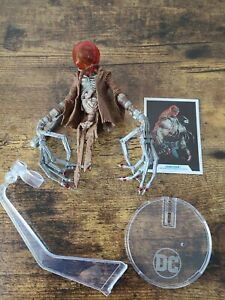 Scarecrow Last Knight DC Multiverse McFarlane Toys 7 Inch Action Figure