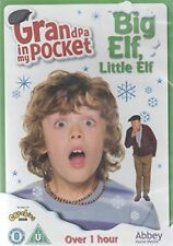 BBC CBeebies - GRANDPA IN MY POCKET - BIG ELF, LITTLE ELF - DVD - NEW & SEALED!