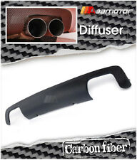 Carbon Fiber Rear Diffuser Quad Exhaust for BMW E39 5-Series M Tech Bumper & M5
