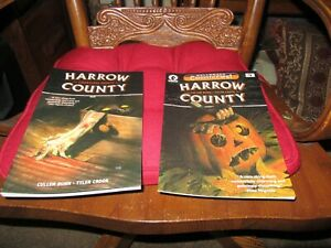 Harrow County Countless Haints  Dark Horse Comics & Bonus Comic.