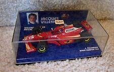 1997 JACQUES VILLENEUVE 1/43 MINICHAMPS PAULS MODEL ART #1 WILLIAMS FW20