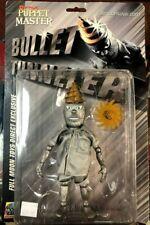 2000 Full Moon Toys Retro Puppet Master -Bullet Tunneler Action Figure