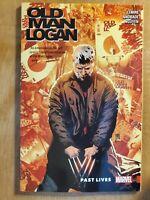 Wolverine Old Man Logan v5 Past Lives excellent condition