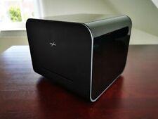 Nexus Psile Mini-ITX Gehäuse, Aluminium, Piano schwarz, silent NEU & OVP
