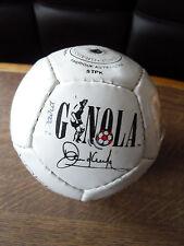 DAWID GINOLA SMALL DISPLAY BALL