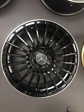 18 Zoll Axxion AX5 5x112 et45 schwarz glänzend poliert für W176 A45 GTI S3 AMG R