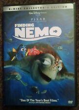 Disney - Finding Nemo (Dvd, 2003, 2-Disc Set) Collector's Edition