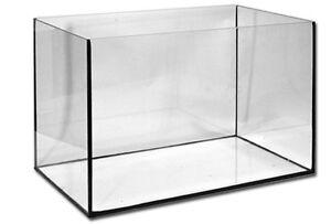 Aquarium Glas Becken 40x25x25 cm 25 Liter
