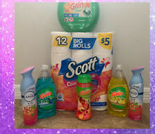 cleaning supplies bundle