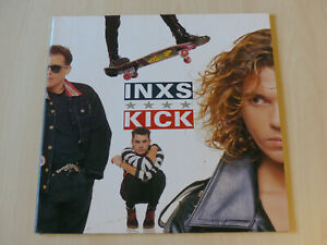 Kick (1987) INXS (832 721-1) LP Gat OIS Europe