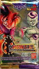 Bandai Dragon Ball sobre de cartas serie 5