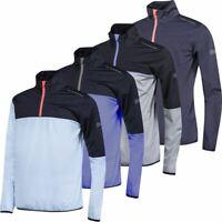 Oscar Jacobson Mens Donovan Course Showerproof Golf Rain Jacket 35% OFF