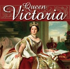 The Biography of Queen Victoria Audio Book MP 3 CD talking books prince albert