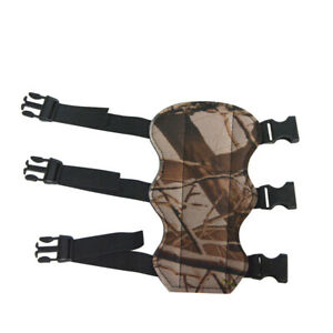 Outdoor Arm Guard Camouflage PU Protective Gear Recurve Longbow Archery Shooting