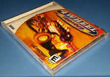 4 Wheel Thunder For Sega Dreamcast - Brand New Factory Sealed