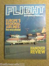 FLIGHT INTERNATIONAL - HANOVER REVIEW - 5 June1982