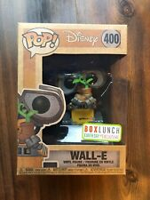 FUNKO POP DISNEY WALL-E EARTH DAY BOX LUNCH EXCLUSIVE see desc