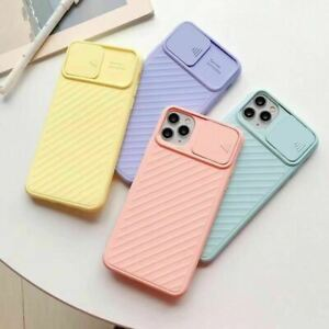 Case For iPhone 11 XR 8 7 Pro Max Bumper Shockproof Silicone Protective Cover