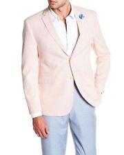 Original Penguin Men's Two Button Slim Fit Seersucker Gingham Blazer, 44 R  $398