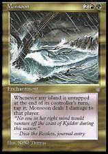 MTG Magic - Ice Age -  Monsoon  -  Rare VO