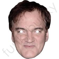 Quentin Tarantino Celebridad Tarjeta Máscara-todas nuestras máscaras son pre-corte!