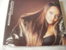 SAMANTHA MUMBA - ALWAYS COME BACK TO YOUR LOVE - UK CD SINGLE