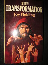 The Transformation by Joy Fielding 1st UK edition Hardback with Duskjacket 1977