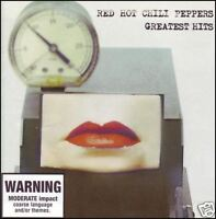RED HOT CHILI PEPPERS - GREATEST HITS CD ~ RHCP ~ ANTHONY KIEDIS ~ 90's *NEW*