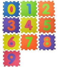Kids Alphabet And Number Puzzle Play Foam Mat New Boy Girl Toddler Bright Color