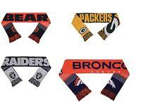 NFL Football Team Logo Warm Winter Reversible Scarf- Pick Your Team