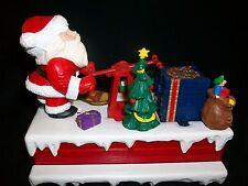 LGB Train G Scale 21010 Santa Claus Powered Hand Car