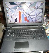 """HP 15-f009wm 15.6"""" Laptop AMD E1-2100 Dual Core CPU 4GB 500GB Win 8.1 WebCam"""