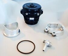 TIAL 50mm Q BLOW OFF VALVE BOV Kit 2 Psi BLACK (Ver 2) For Supercharged Setup