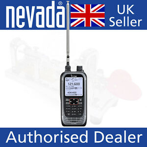 Icom IC-R30  wideband analogue/digital handheld scanning receiver NEW