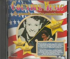 COUNTRY MUSIC Rockabilly Special Carl Perkins e Gene Vincent CD Audio Musicale