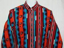 Wrangler Size 15½ x 33  Cowboy Cut Regular Fit X-Long Tails Western Shirt