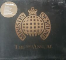 The 2003 Annual by Various Artists (CD, Dec-2002, Ministry of Sound)