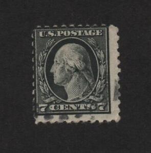 USA 469 (Flat Plate, no wmk, Perf 10), used  ..  2021 Scott=$13.00