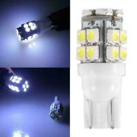 4/10X T10 20-SMD LED Bulb Super Bright Car Lights - 194 W5W A029 2825 New 1 V9H4