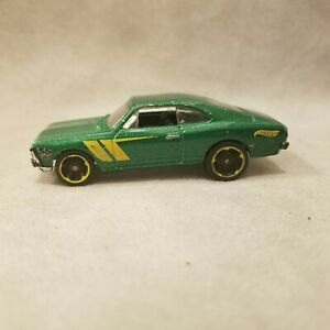HOT WHEELS 2017 MULTI-PACK DESIGN EXCLUSIVE CHEVROLET SS OPALA GREEN, Loose