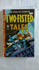 TWO-FISTED TALES: WAR AND FIGHTING MEN NO. 17 EC COMICS HIGH GRADE BOOK K9-182